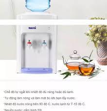 Máy nước nóng lạnh, bình lọc nước nóng lạnh, Cây nước nóng lạnh mini Huastar  cao