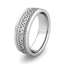 mens celtic knot wedding bands. order now, ships on friday 12/1order in 6 business days. celtic knot wedding band mens bands my love ring