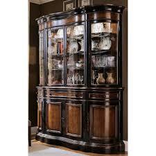 China Cabinet With Hutch Amazoncom Hooker Furniture Preston Ridge Three Shelf Dining