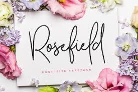this script font with a feminine feel and decorative swirls will be perfect for wedding invitations and other designs where a slice of elegance is needed