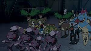 Animes - pokemon o filme genesect e a lenda revelada