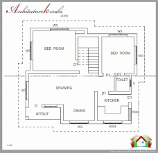 3 bedroom house plans 1000 sq ft new 21 awesome kerala style 3 bedroom single floor