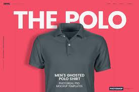 Latest free and premium mockups. Buy Polo Shirt Mockup Free 55 Off