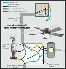 ceiling fan wiring red wire ceiling fan wiring diagram a c wire diagram 3 wire ceiling fan