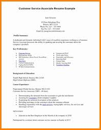 Resume Skills For Customer Service. medical customer service ...