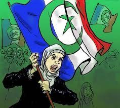 Prjugs autour de la femme en, islam