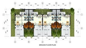 rowhouse floor plan modern row house designs astonishing row house layout plan contemporary best inspiration