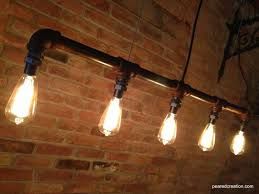 industrial lighting chandelier. Industrial Edison Bulb Lamp - Chandelier Steampunk Furniture Lighting