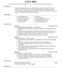 Sales Marketing Resume Sample Health Information Specialist Sample