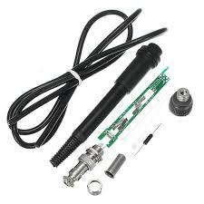 diy t12 soldering handle for hakko t12 solder soldering iron station cod