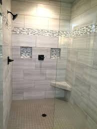shower accent tile ideas for bathrooms memorable bathroom glass lovely home design6