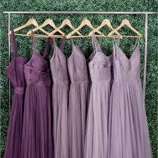 Rosalie Tulle Convertible Dress in 2020 | Purple bridesmaid dresses,  Lavender bridesmaid dresses, Bridesmaid dresses mismatched purple