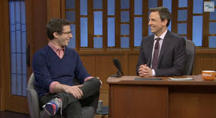 david copperfield gave andy samberg the greatest bachelor party seth meyers and andy samberg are good buddies in real life so much so that the late night host attended the brooklyn nine nine star s bachelor party