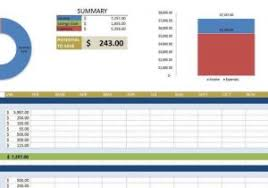 Monthly Expenses Spreadsheet Project Expense Tracking Spreadsheet Template And Daily Expense