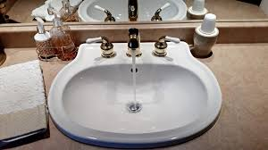 DrainAll Ltd Ottawa Plumbers Bathroom Sink Installation - Bathroom sink installation