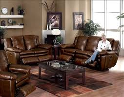 Brown Leather Living Room Furniture Fabulous Leather Sofa Living