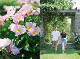 boerner botanical garden engagement