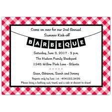 Barbeque Invitation Bbq Invitation Template
