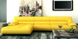 yellow leather couch practical yellow sofa set latest model sectional leather yellow sectional yellow faux leather