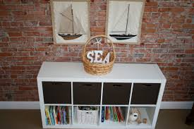 storage furniture with baskets ikea. Ikea Expedit Bookcase Meets Target Itso Bin Storage Furniture With Baskets O