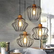 wood and metal light fixtures modern pendant lamps black metal wood single pendant lights fixture home