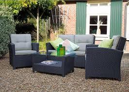 Garten Sitzgruppe Polyrattan Genial 37 Reizend Garten Lounge Mit