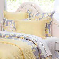Yellow Cotton Quilt and Sham | Chevron Yellow | Crane & Canopy & Bedroom inspiration and bedding decor | The Chevron Yellow Quilt & Sham  Duvet Cover | Crane Adamdwight.com