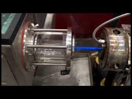 single screw series pak milacron video