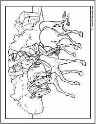 Clydesdale Horse Coloring Pages Clydesdale Coloring Pages Radiokotha