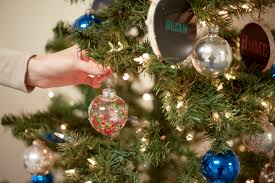 How To Check Christmas Tree Light Bulbs Create Handmade Holiday Speckled Crayon Ornaments Amazing