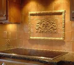 kitchen tile backsplash designs. hand made high relief tile backsplash kitchen designs t