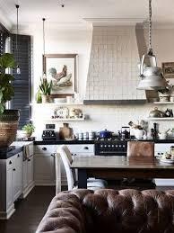 creative vintage kitchen wall decor