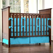 solid colored crib bedding blue solid color crib bedding solid blue baby crib bedding