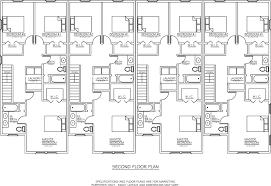 Open Floor Plans For Ranch Style Homes  CANDRESSESInteriors Open Floor Plan Townhouse