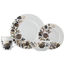 Костяной фарфор сервиз столовый белый: каталог с ценами и ...