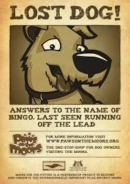 Lost Pet Flyer Maker dog poster clipart 87