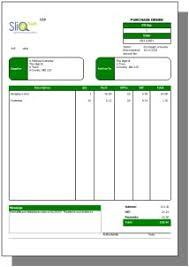 Purchase Order Invoice Template Purchase Order Templates Purchase Order Examples