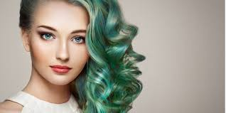 makeup tips if you wear hair color