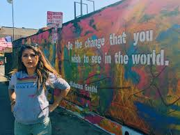 i painted a mural feat the most famous artist andrea russett youtube on most famous wall artist with i painted a mural feat the most famous artist andrea russett