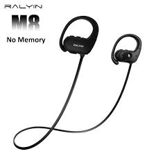 Ralyin Bluetooth Kulaklık 5.0 Spor Kablosuz Kulaklıklar Bluetooth  Kulaklıklar Kablosuz Kulaklık Kulaklık SU GEÇIRMEZ Bas YÜKSEK END Kulaklık  And Kulaklık - Fashion-excellent.news