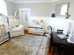 baby room rug creative of nursery area rugs with decor white in for 5 baby nursery