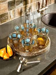 culver glassware set