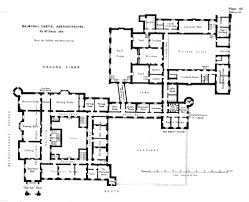 castle floor plans. Below Are The Floor Plans Of Castle, Built In 1856 To Specifications Prince Albert, Who Allegedly Loved Castle For Its Reminder