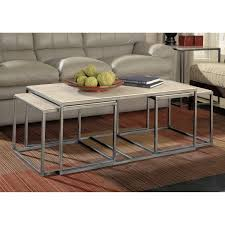 bunching coffee tables. Hammary Furniture Modern Basics Bunching Table 190 910 The Coffee Tables Wood