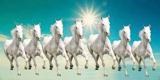 Seven Horses Wallpapers - Top Free ...