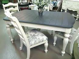 full size of white gray kitchen table set with bench and black wash washed dining room