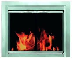 clean fireplace glass s clean fireplace glass with vinegar