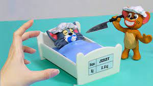 Oh no! Baby TOM & JERRY : Funny Video | Stop Motion Cooking & ASMR 4K -  YouTube