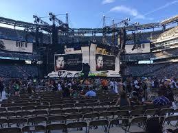 Metlife Taylor Swift Seating Chart Metlife Stadium Section Floor 13 Row 17 Seat 9 Taylor Swift