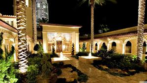 beautiful architectural and landscape lighting for large home beautiful outdoor lighting